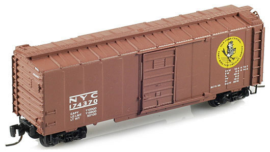 Consignment MT14117 - Micro Trains 14117 40 Box Car of the N. Y. C.