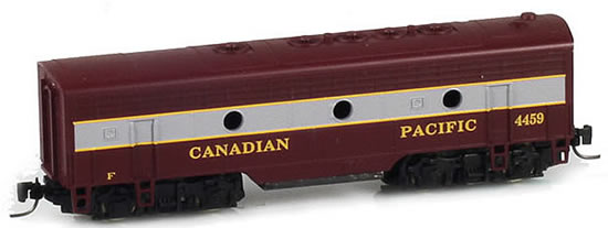 Consignment MT17012 - Micro Trains 17012 Canadian F7 Dummy B Unit of the CP – 4459
