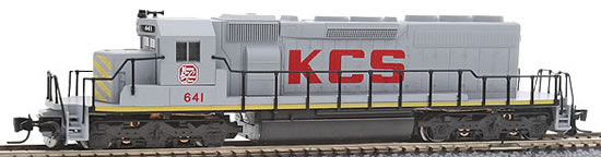 Consignment MT97001031 - Micro Trains 97001031 USA Diesel Locomotive SD40-2 of the KCS - 641