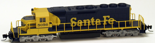 Consignment MT97001092 - Micro Trains 97001092 USA Diesel Locomotive SD40-2 of the AT&SF - 5056