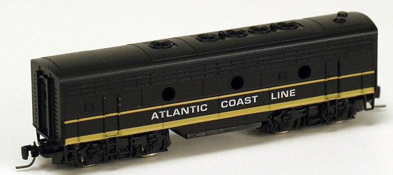 Consignment MT98012150 - Micro Trains 98012150 USA F7 Dummy B Unit of the ACL