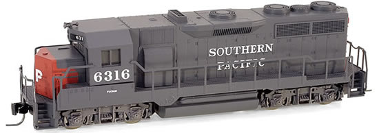 Consignment MT98101091 - Micro Trains 98101091 USA Diesel Locomotive GP35 of the SP - 6316
