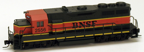 Consignment MT98101172 - Micro Trains 98101172 USA Diesel Locomotive GP35 of the BNSF - 2556