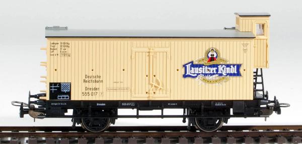 Consignment PI54223 - Piko Beer Wagon Landskron Gorlitz - DRG Ep II