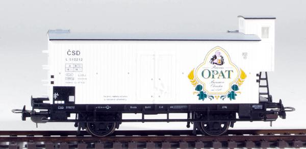 Consignment PI95071 - Piko Beer Wagon OPAT - DRG Ep III