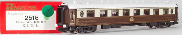 Consignment RI2516 - Rivarossi 2516 Pullman Passenger Car of the CIWL