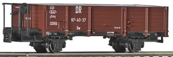 Consignment RO34550 - Roco 34550 Open Freight Car w/brakemans Cab