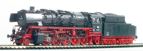 Consignment RO43260 - Roco 43260 German Steam Locomotive BR 44 of the DB