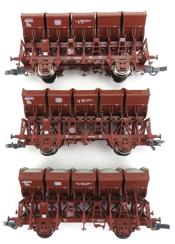 Consignment RO44094 - Roco 44094 Roco 3 Pack Hopper Cars