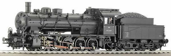 Consignment RO62227 - Roco 62227 Austrian Steam Locomotive Class 657 of the OBB
