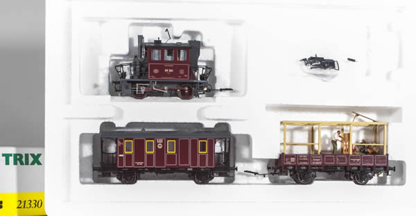 Consignment T21330 - Trix 21330 10 Years Exclusive Program Set