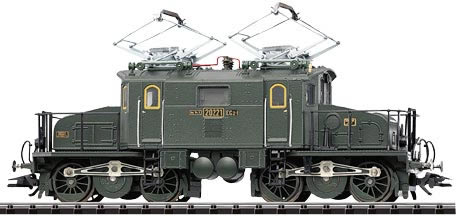 Consignment T22000 - Trix 22000 Class EG B-B Design Electric Locomotive