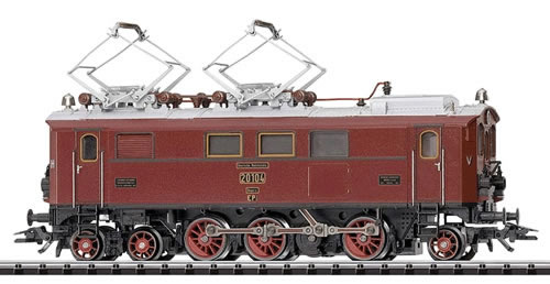 Consignment T22005 - Trix 22005 Electric Locomotive EP 3/6 of the DRG