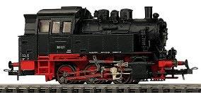 Consignment T22569 - Trix 22569 Class 80 Tank Steam Locomotive 0-6-0T