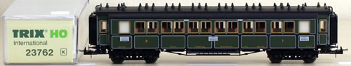 Consignment T23762 - Trix 23762 Bavarian 1st and 2nd Class Express Train Coach