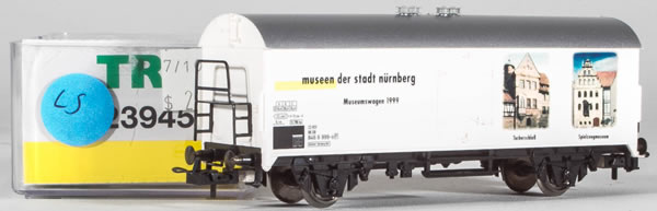 Consignment T23945 - Trix 23945 Nurnberg Museum Kuhlwagen