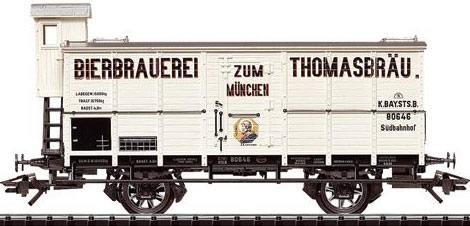 Consignment T24309 - Trix 24309 Beer Refridgerator Car