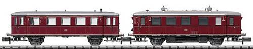 Consignment TR12528 - Trix 12528 - Digital DB class VT 75/VB 140 Diesel Powered Rail Car
