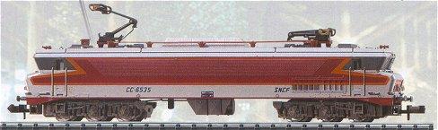 Consignment TR12740 - Trix 12740 - Class CC 6500 Electric Locomotive