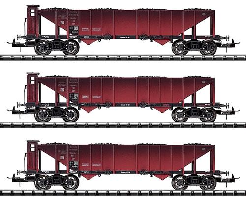 Consignment TR23934 - Trix 23934 Coal Hopper Car Set