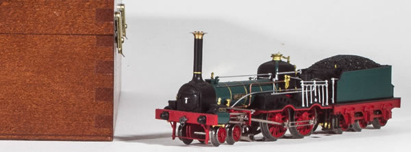 Consignment TR42219 - Trix 42219 German Steam Locomotive of the KPEV