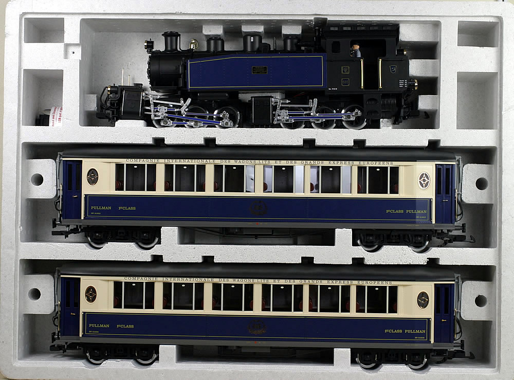Consignment 70685 lgb 70685 orient express set for Orient mobel