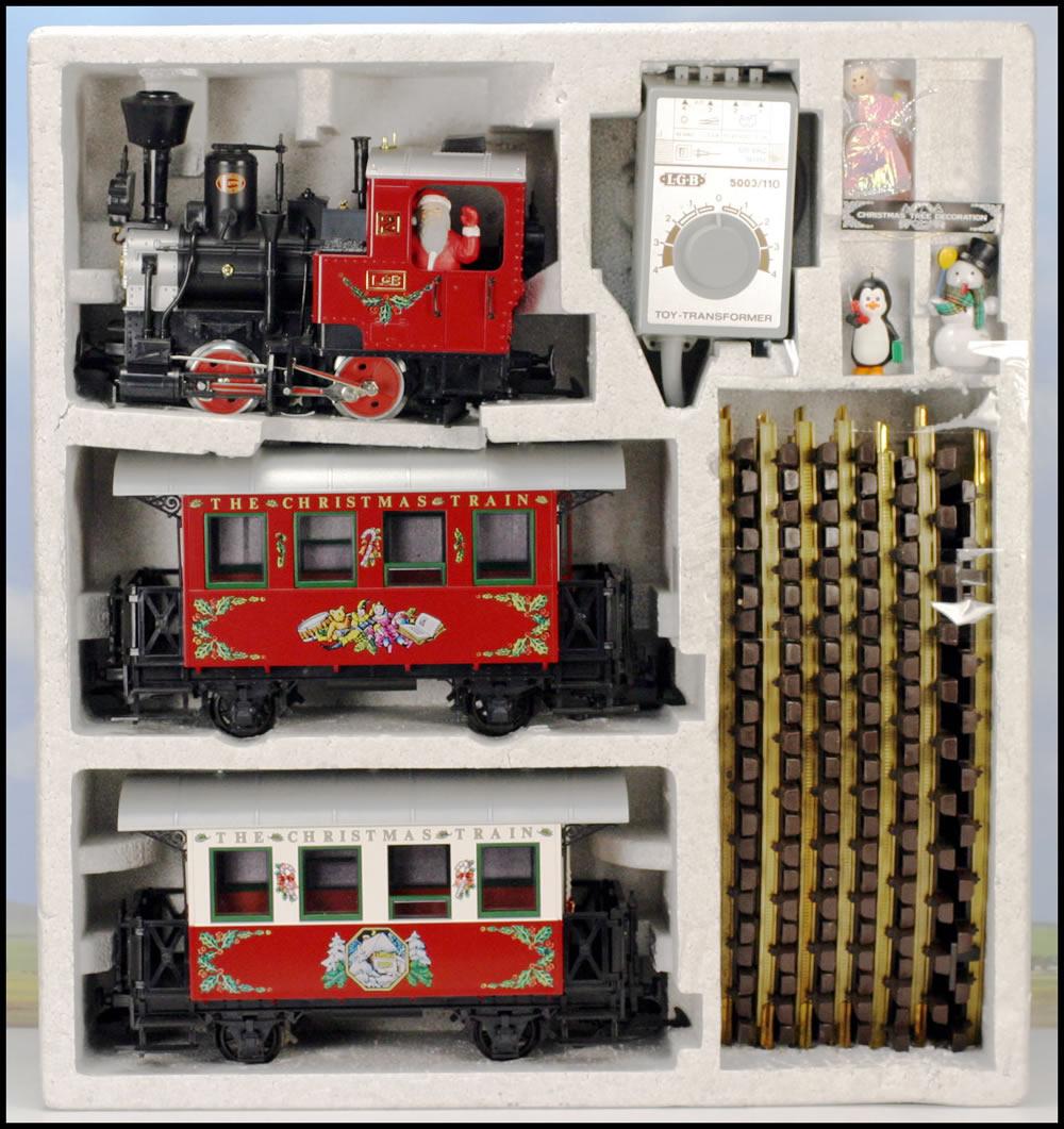 Ho Scale Christmas Trains