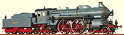 Brawa Steam locomotive S2/6 K.Bay.Sts.E.B.