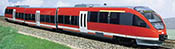 Brawa German Diesel Railcar BR 643 Talent of the DB