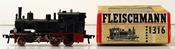 Fleischmann Steam Locomotive of the K.Bay.Sts.B