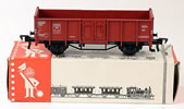 Fleischmann 1457 Open Goods Wagon