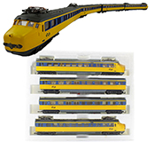 Lima 149709 Dutch 4pc Electric Passenger Train of the NS