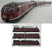 Lima German 3pc Electric Passenger Train of the DB