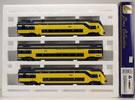 Lima Dutch 3pc Electric Double Decker Train InterRegio of the NS