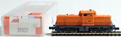 Arnold German Diesel Locomotive V132 of the DB