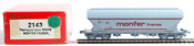 Rivarossi 2143 Freight Car Monfer France