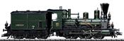 Trix German Steam Locomotive Class B VI of the K.Bay.Sts.B