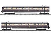 Trix DIESEL POWER RAIL CAR TRAIN DRG 04