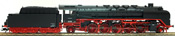 Trix 22102 German Steam Locomotive BR 45 with Tender of the DB