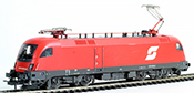 Trix 22715 Austrian Electric Taurus Locomotive Class 1016 of the OBB