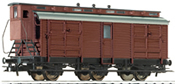 Liliput 235434 3 axled horse transport wagon