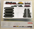 Marklin 29525 Starter Set with Crane Car