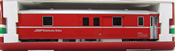 LGB 32690 RHB Baggage Car