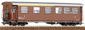 Roco 34003 1st/ 2nd Class Passenger Car Mariazeller AB brown