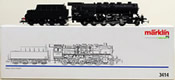 Marklin 3414 Steam Locomotive Series 150 Z
