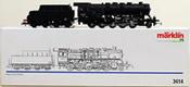 Marklin 3414 - Steam Locomotive Series 150 Z