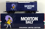 LGB 4090MS Morton Salt Box Car