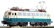 Fleischmann 4338 Electric Locomotive BR 110.1 of the DB