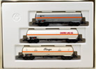 Roco 44073 Chemical Tank Car Set
