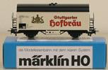 Marklin 4439 Freight Car Gtuttgarter Hofbrau